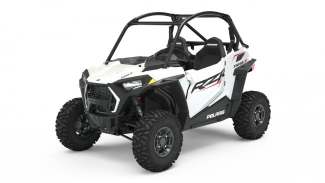 2021 rzr trail s 900 sport white lightning 3q