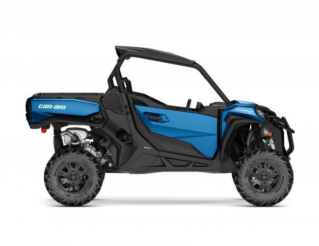 Commander XT 1000R Oxford Blue Side