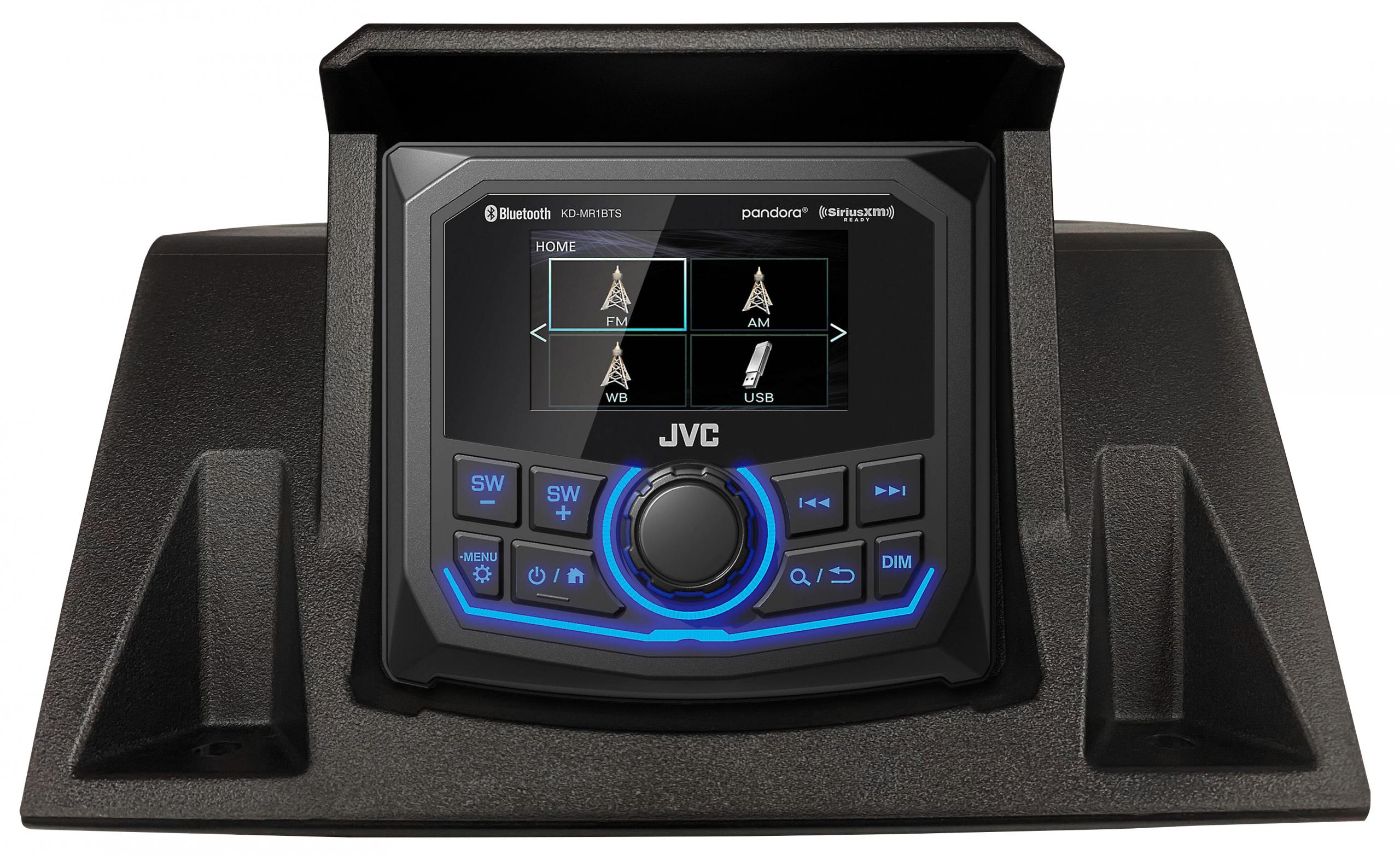 SSV Works RG4 R1 JVC MR1