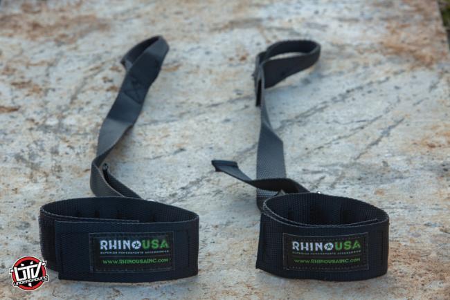 rhino usa utv safety wrist restraints 26