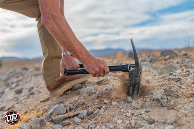 rhino usa folding survival shovel 23