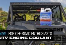 2020 UTVUG Feature Product engine ice coolant