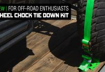 2020 UTVUG Feature wheel chock Product