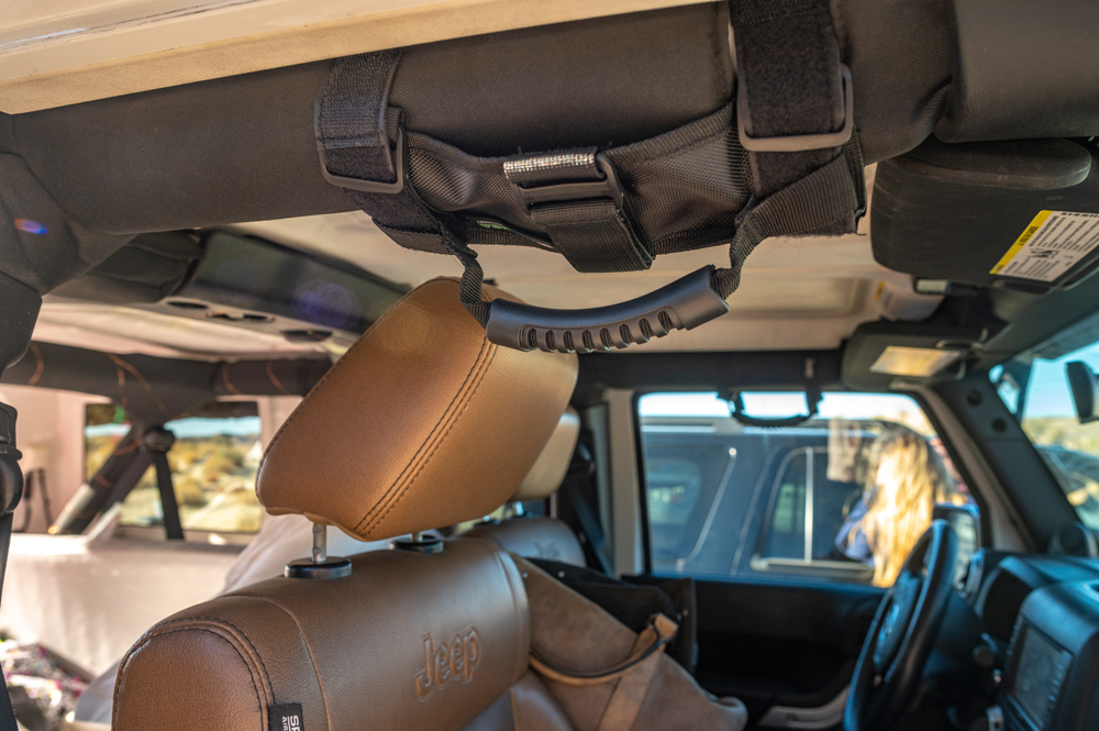 Rhino USA Strap Jeep 4
