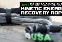 2020 UTVUG Feature kinetic rope Product