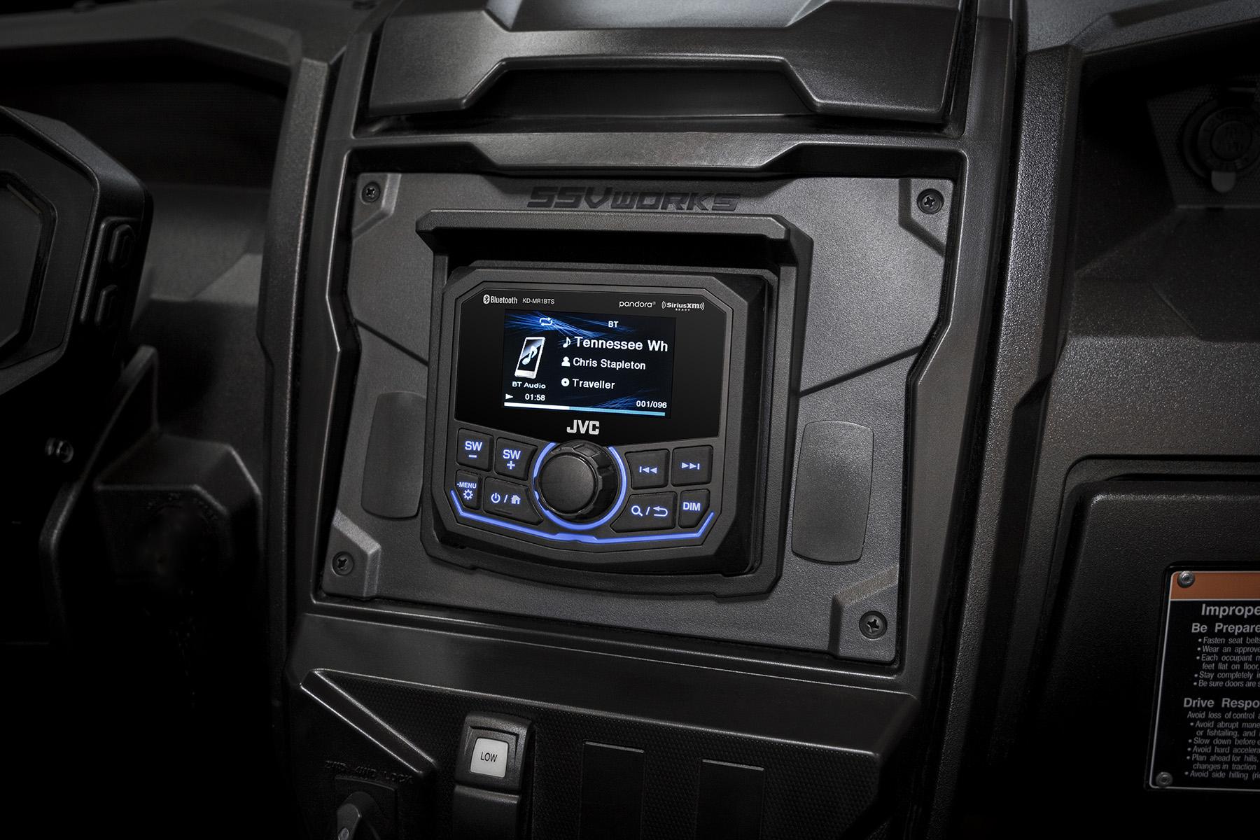 SSV Works Kawasaki Teryx KX R1 install
