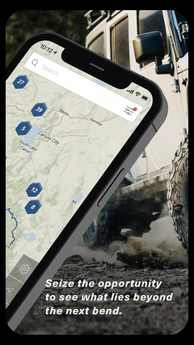 OnTrail AppStore 3