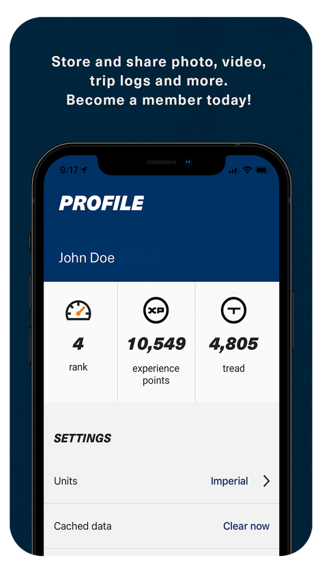 OnTrail AppStore 6