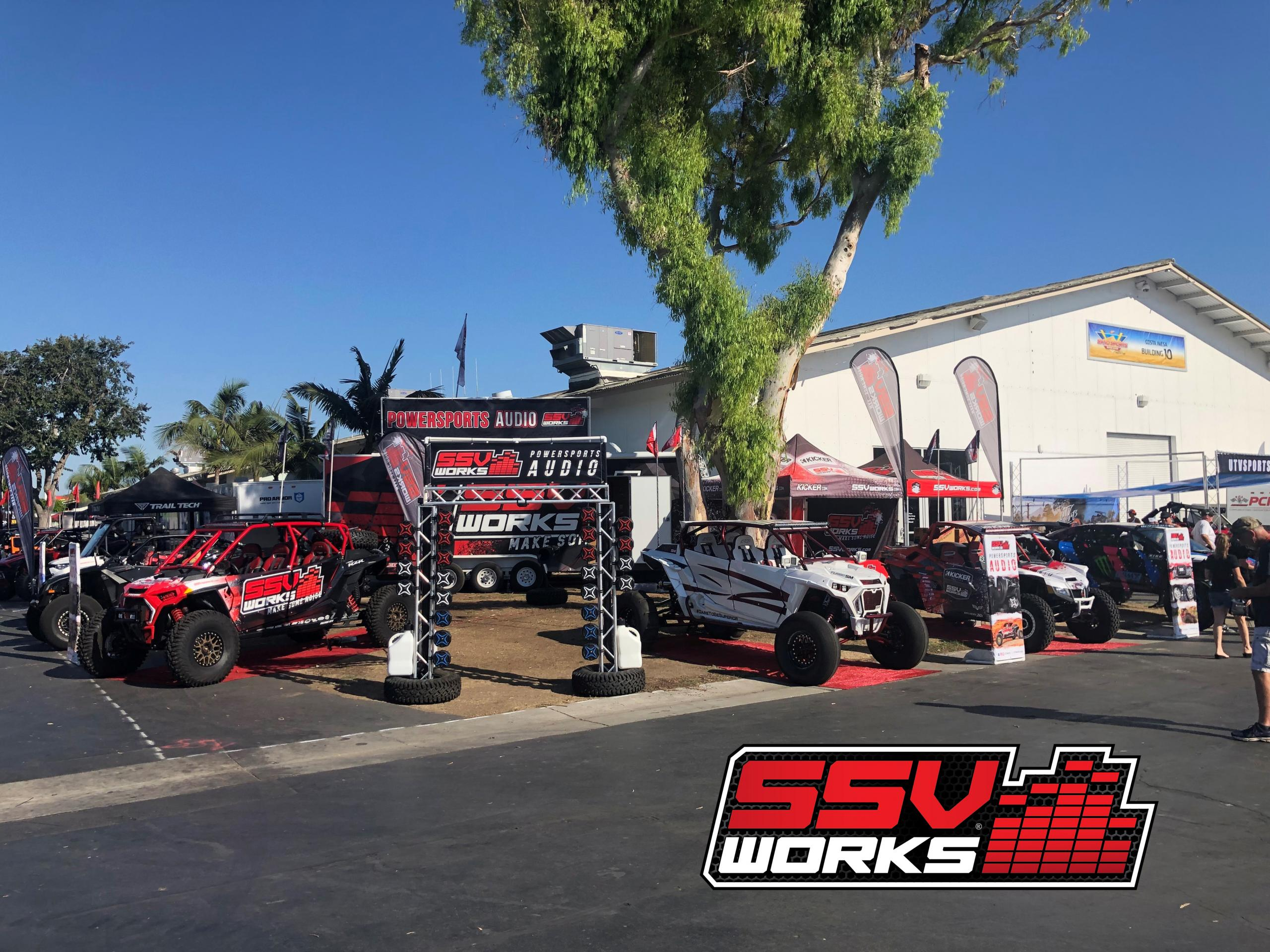 SSV Works Sand Sports Super Show 2021